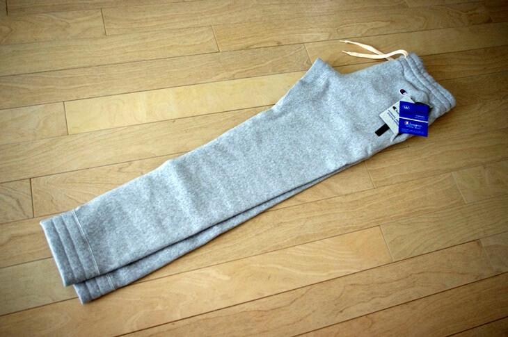 ジュンハシモト x チャンピョン コラボスウェットパンツ junhashimoto × Champion_swetpants (3)