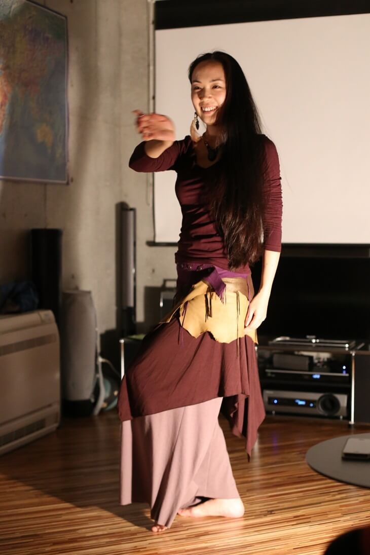 ベリーダンス Belly dance by AYA (10)