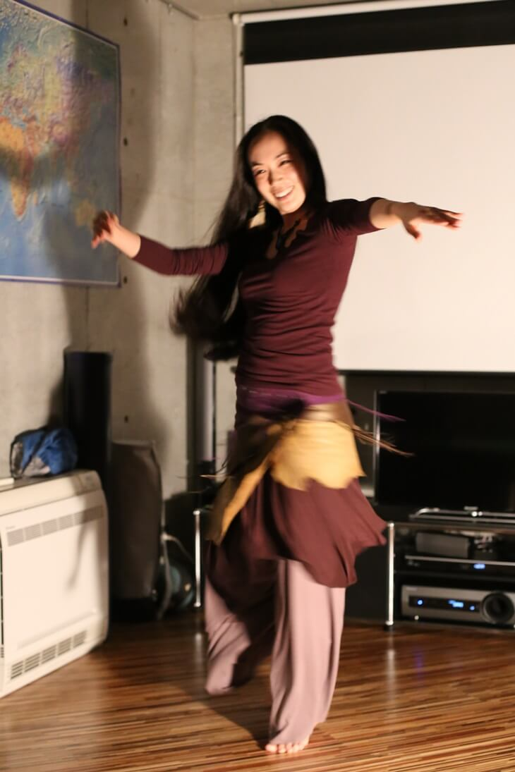 ベリーダンス Belly dance by AYA (11)