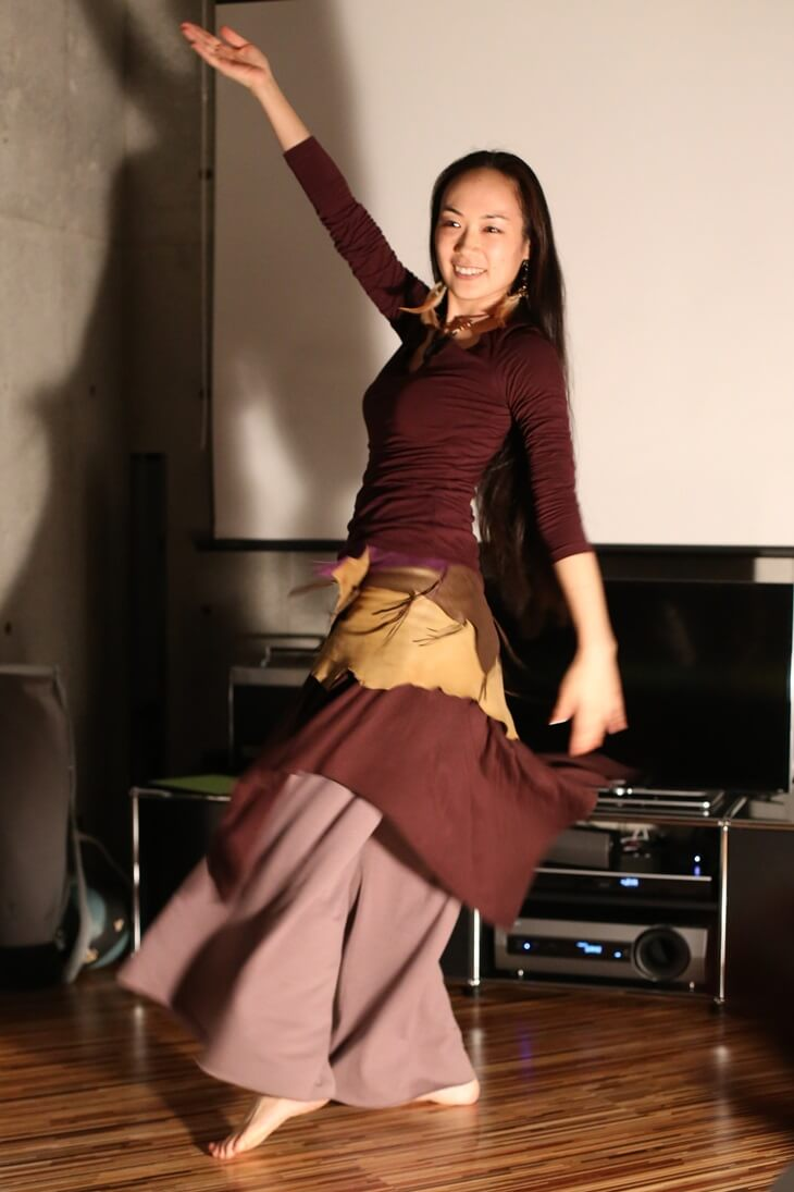 ベリーダンス Belly dance by AYA (12)