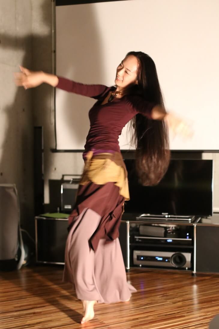 ベリーダンス Belly dance by AYA (13)