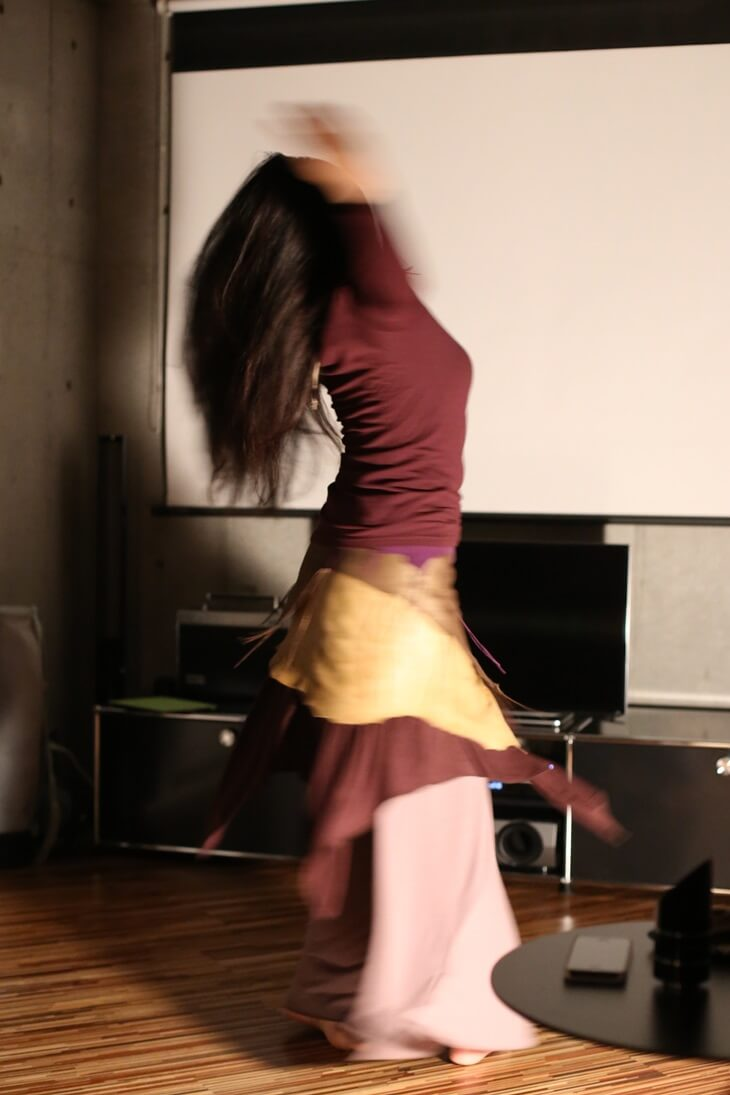 ベリーダンス Belly dance by AYA (6)