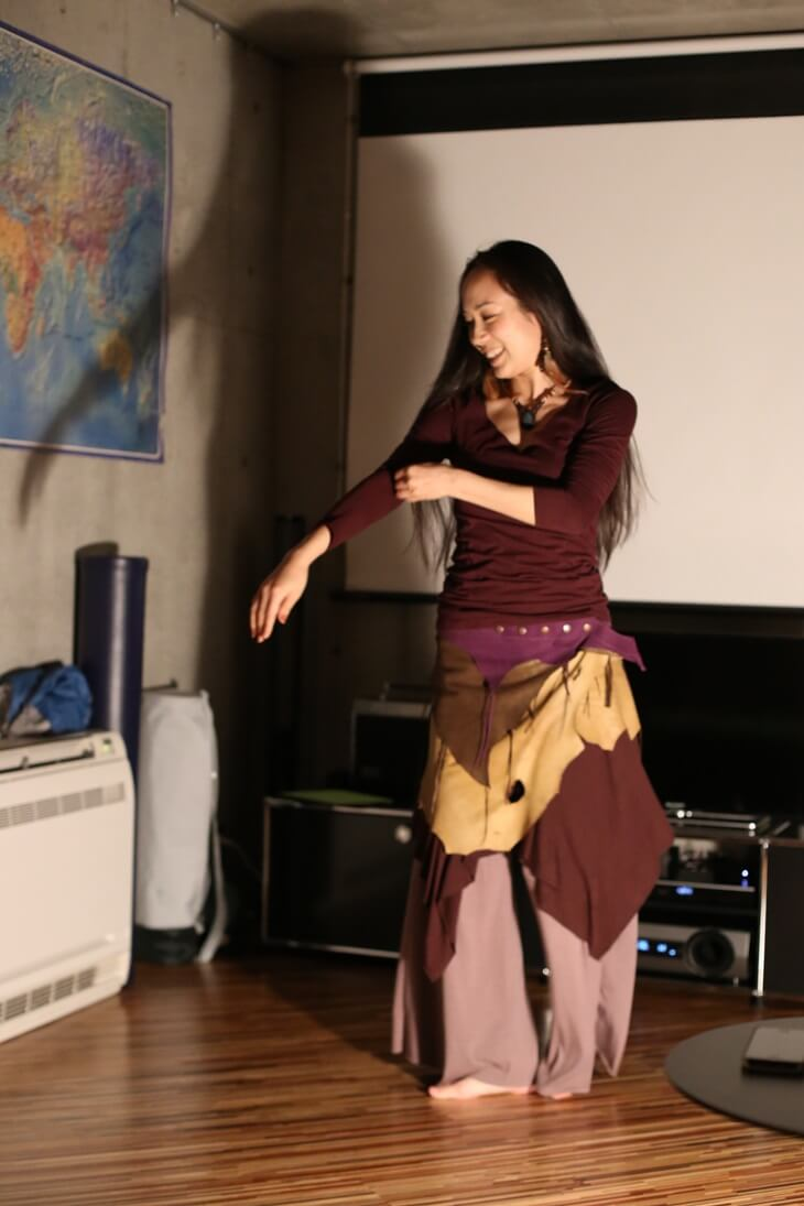 ベリーダンス Belly dance by AYA (9)