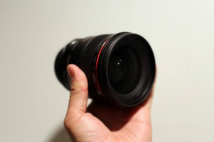 キャノン 単焦点レンズ Canon EF24mm F1.4L II USM (3)