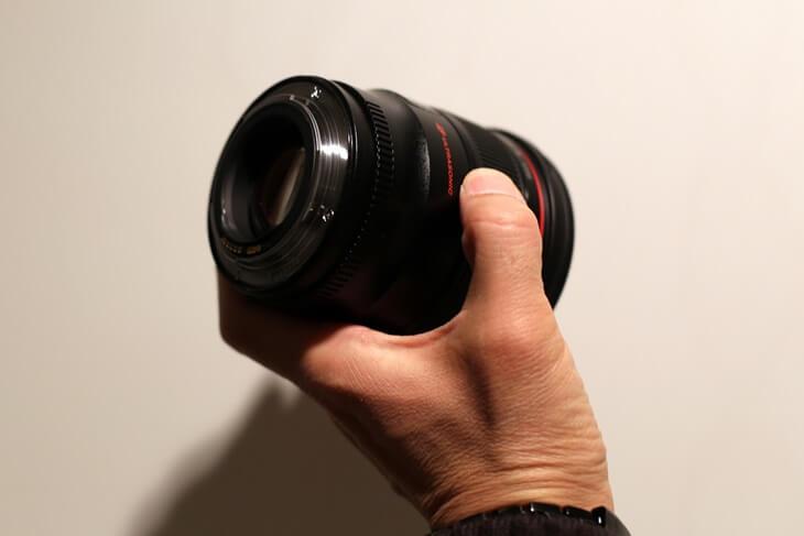 キャノン 単焦点レンズ Canon EF24mm F1.4L II USM (5)