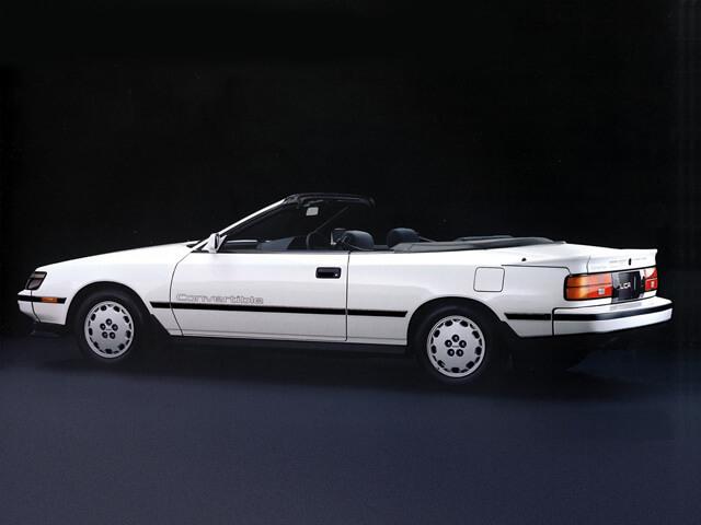 セリカコンバーチブル Celica convertible