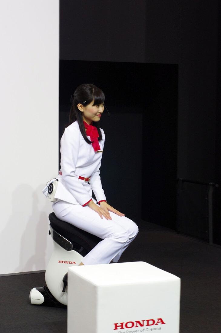 東京モーターショー2013 ホンダブース HONDA (3)