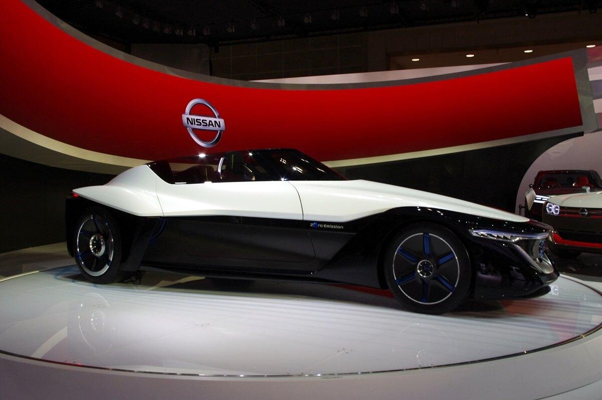 東京モーターショー2013 日産ブース NISSAN (5)