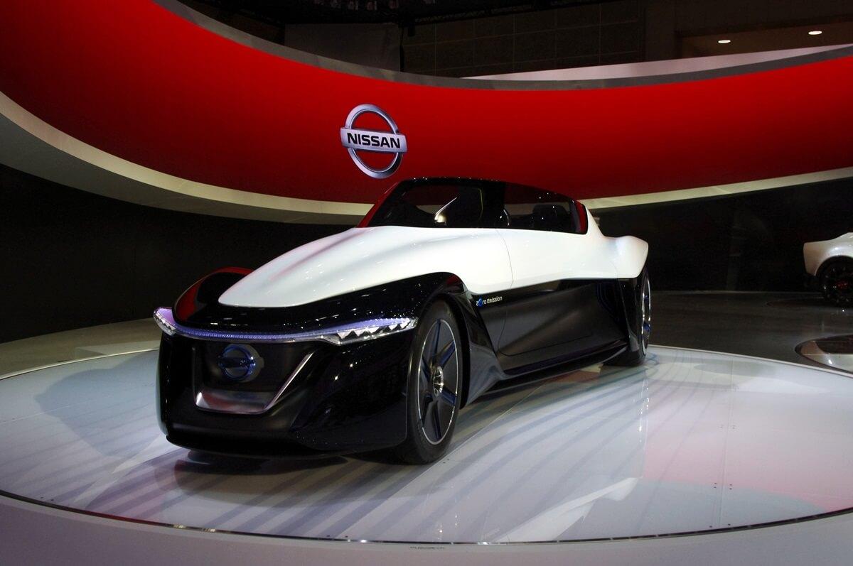 東京モーターショー2013 日産ブース NISSAN (6)