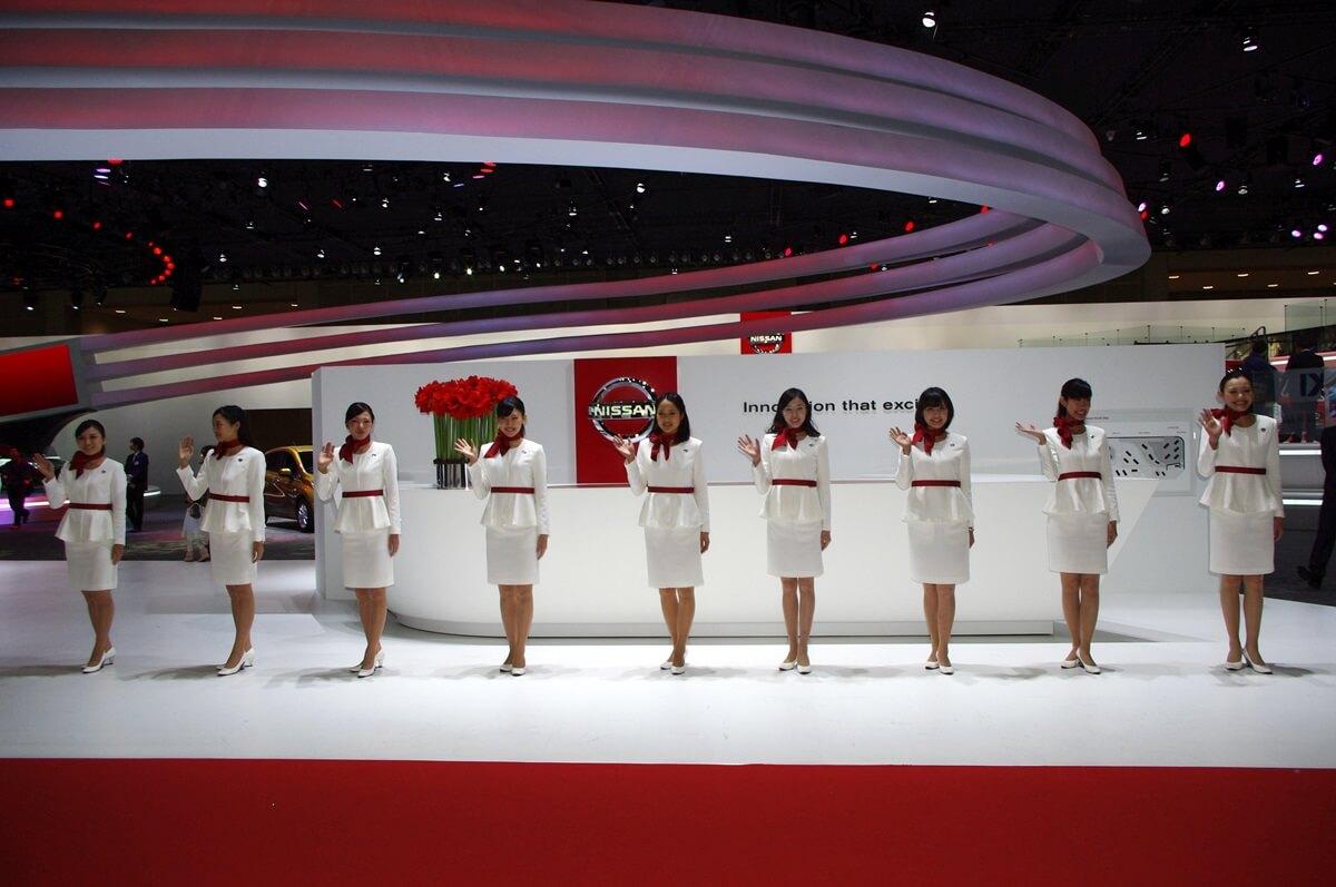 東京モーターショー2013 日産ブース NISSAN (8)
