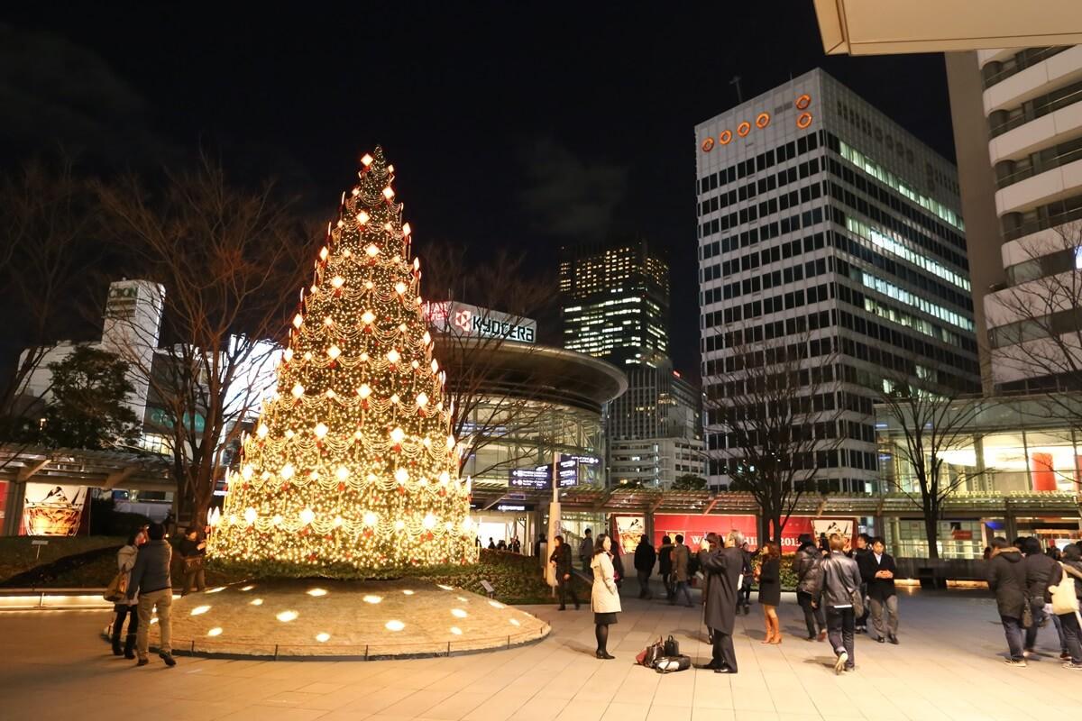 六本木ヒルズ クリスマスツリー (5)