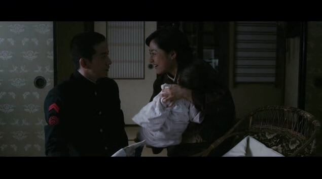 宮部久蔵 岡田准一 松乃 井上真央 映画 永遠のゼロ  (8)