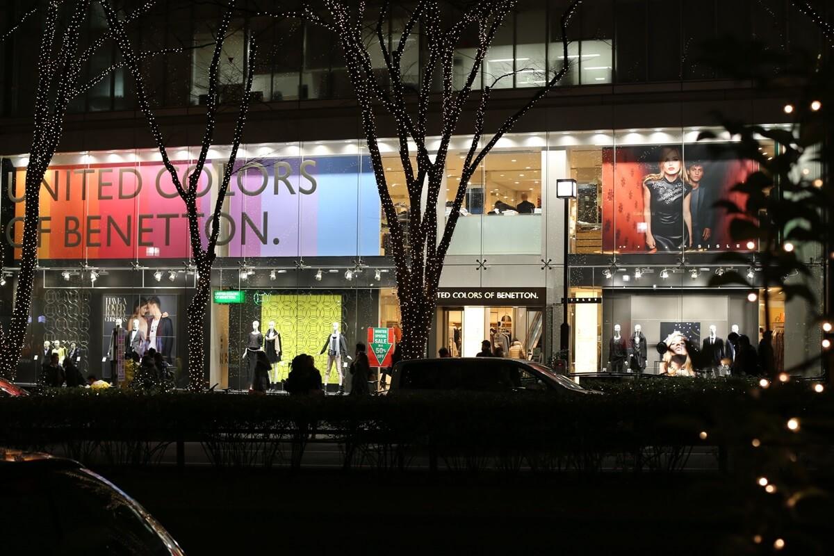 ベネトン表参道店 (3)