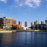 オープン間近の昭和大学江東豊洲病院と久しぶりの湾岸エリアパトロール。