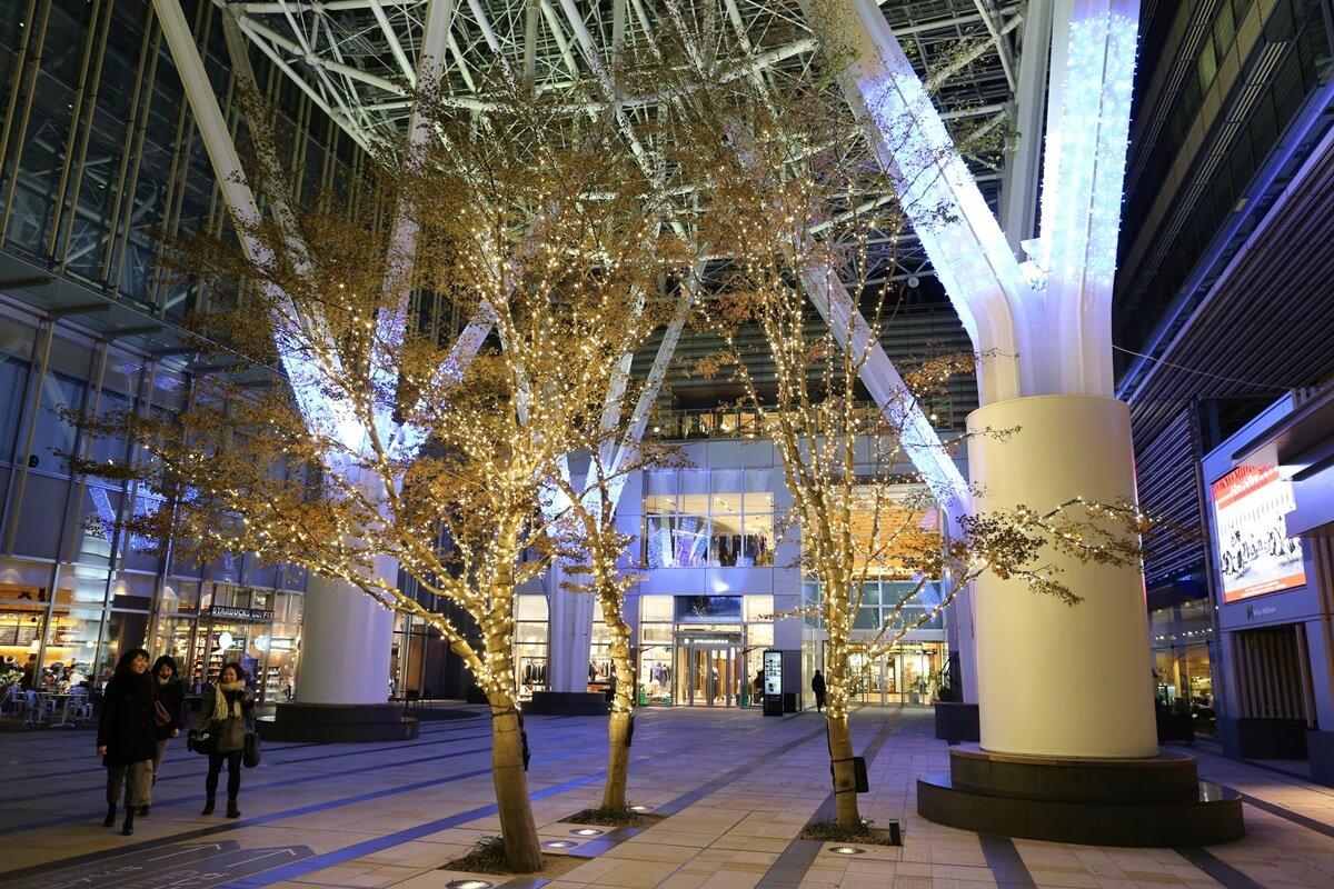 東京ミッドタウン イルミネーション (2)