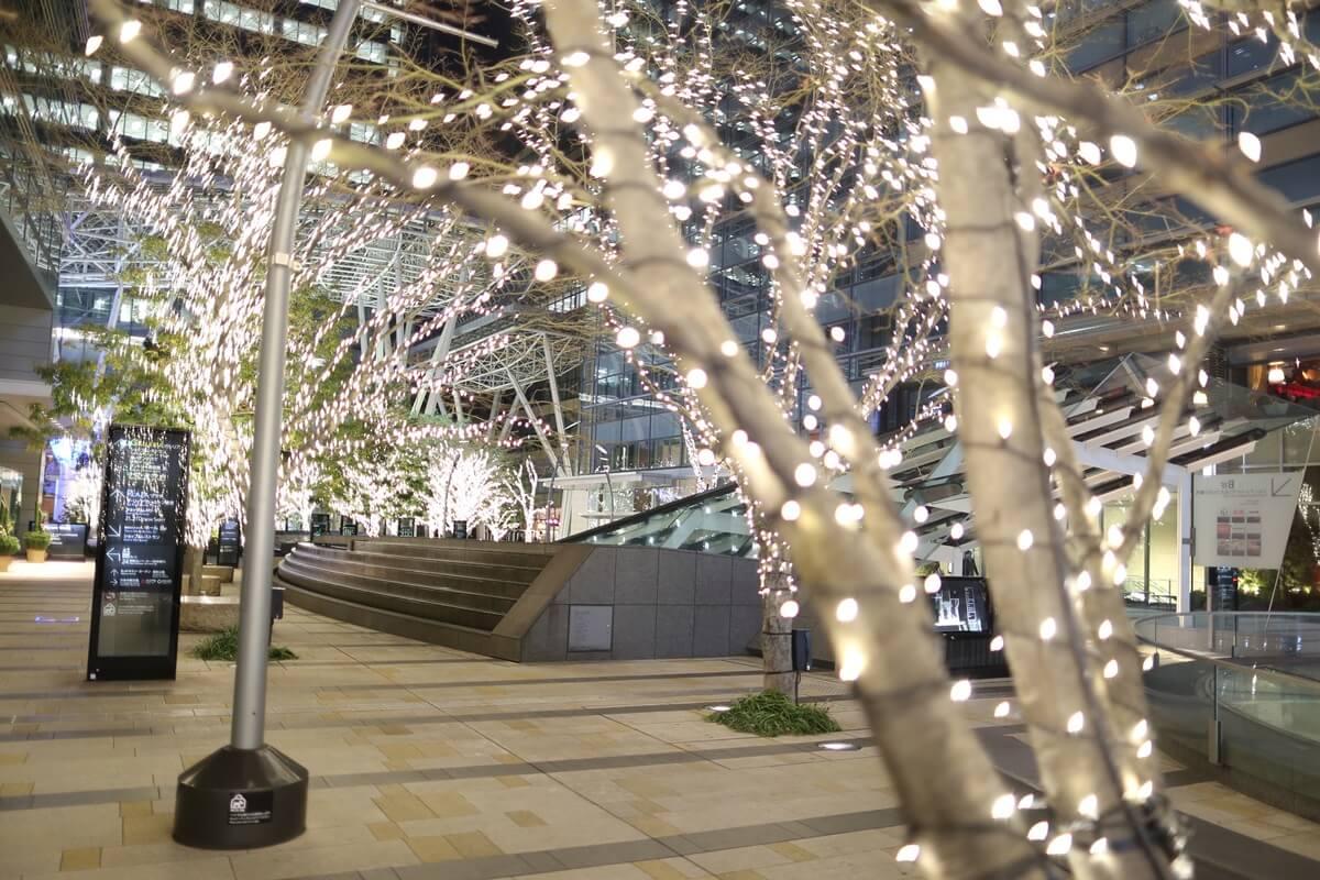 東京ミッドタウン イルミネーション (6)