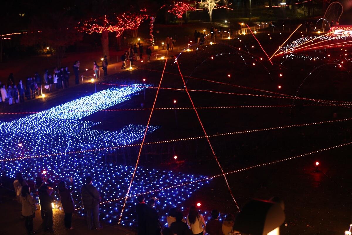 東京ミッドタウン スターライトガーデン  (12)