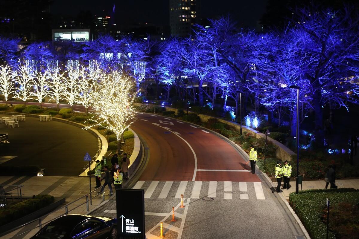 東京ミッドタウン スターライトガーデン  (9)