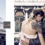 春間近?2014SS DUVETICAのシューティング画像とバックステージ映像が来た。