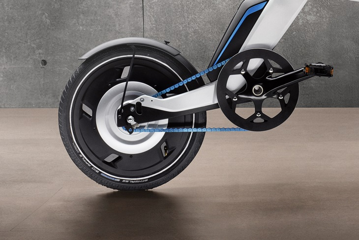 BMW最強の電動自転車「i Pedelec ...