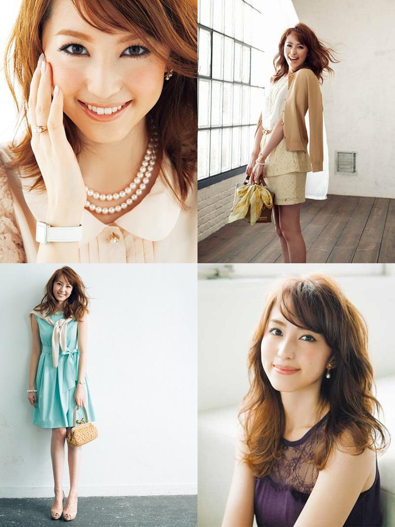 miki arimura 有村実樹 アネキャン専属モデル