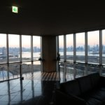 有明のタワーマンションから望む東京五輪会場予定地。