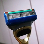 Gillette Fusionの替刃はアマゾンが一番安いようデス。