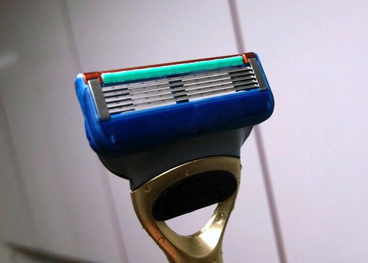 ジレット フュージョン Gillette Fusion 5+1  8個入り (2)
