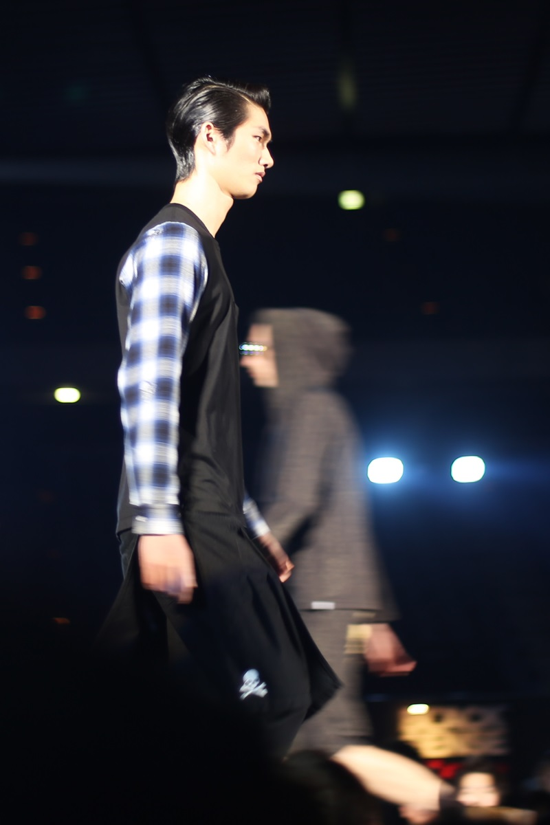 ザ・ブラックセンスマーケット マスターマインド・ジャパン ファッションショー THE BLACKSENSE MARKET mastermind JAPAN (16)