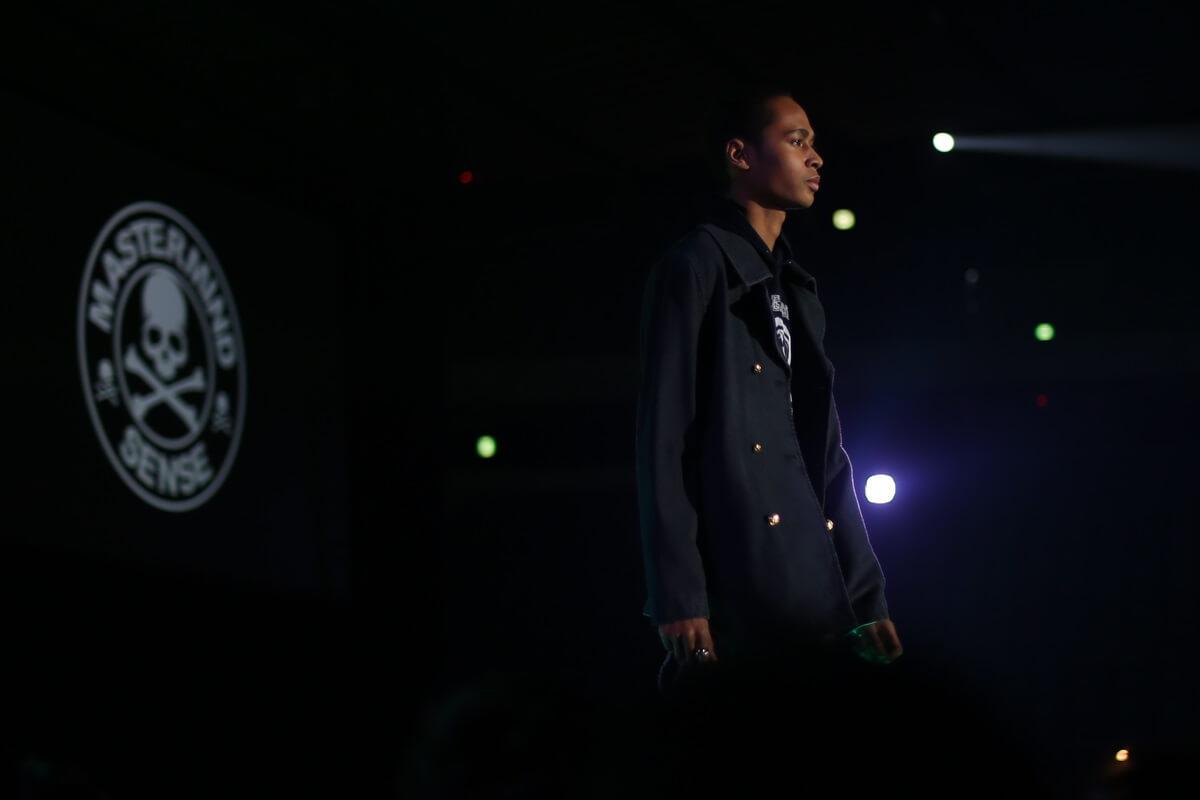 ザ・ブラックセンスマーケット マスターマインド・ジャパン ファッションショー THE BLACKSENSE MARKET mastermind JAPAN (20)