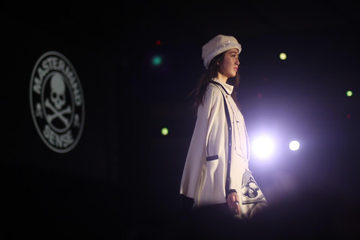 ザ・ブラックセンスマーケット マスターマインド・ジャパン ファッションショー THE BLACKSENSE MARKET mastermind JAPAN (28)