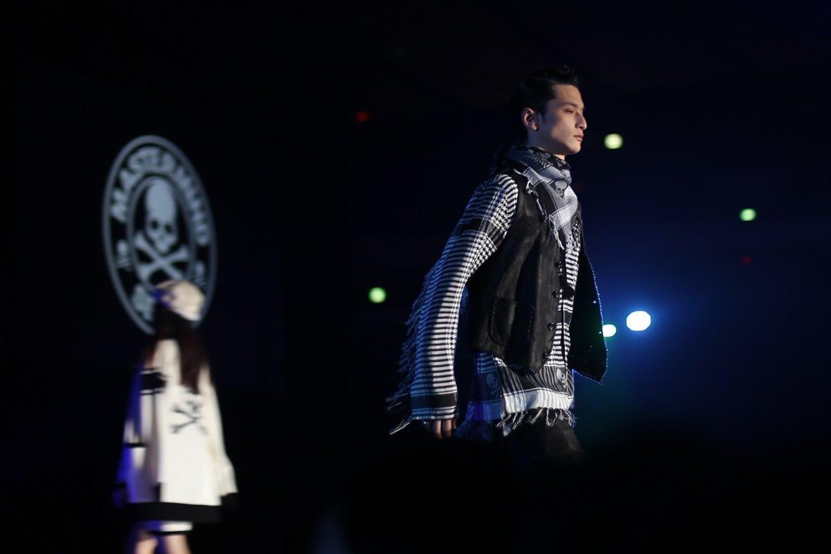 ザ・ブラックセンスマーケット マスターマインド・ジャパン ファッションショー THE BLACKSENSE MARKET mastermind JAPAN (31)