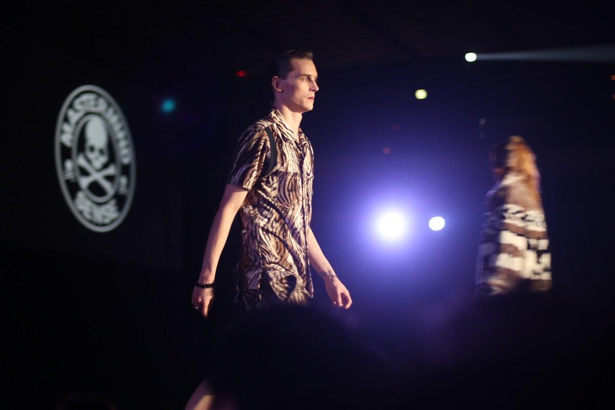 ザ・ブラックセンスマーケット マスターマインド・ジャパン ファッションショー THE BLACKSENSE MARKET mastermind JAPAN (32)