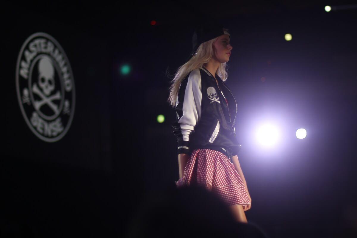ザ・ブラックセンスマーケット マスターマインド・ジャパン ファッションショー THE BLACKSENSE MARKET mastermind JAPAN (34)