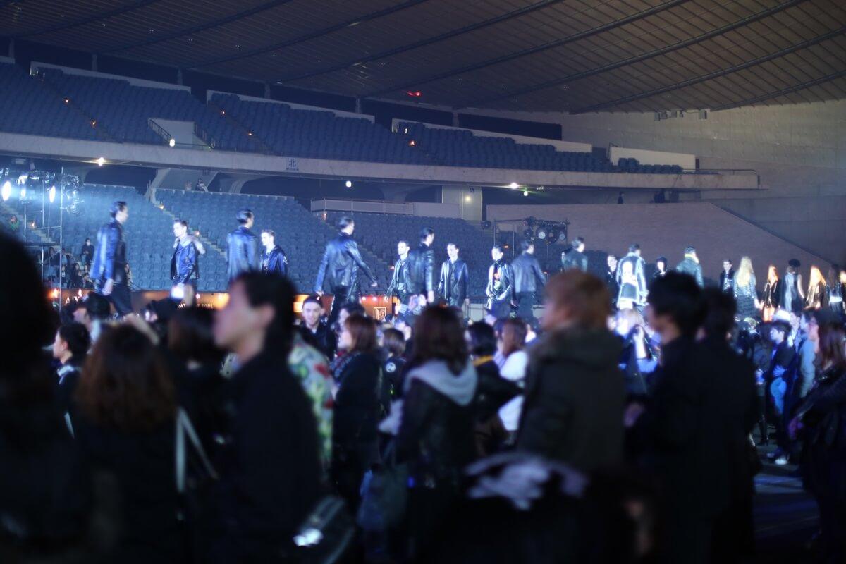 ザ・ブラックセンスマーケット マスターマインド・ジャパン ファッションショー THE BLACKSENSE MARKET mastermind JAPAN (40)