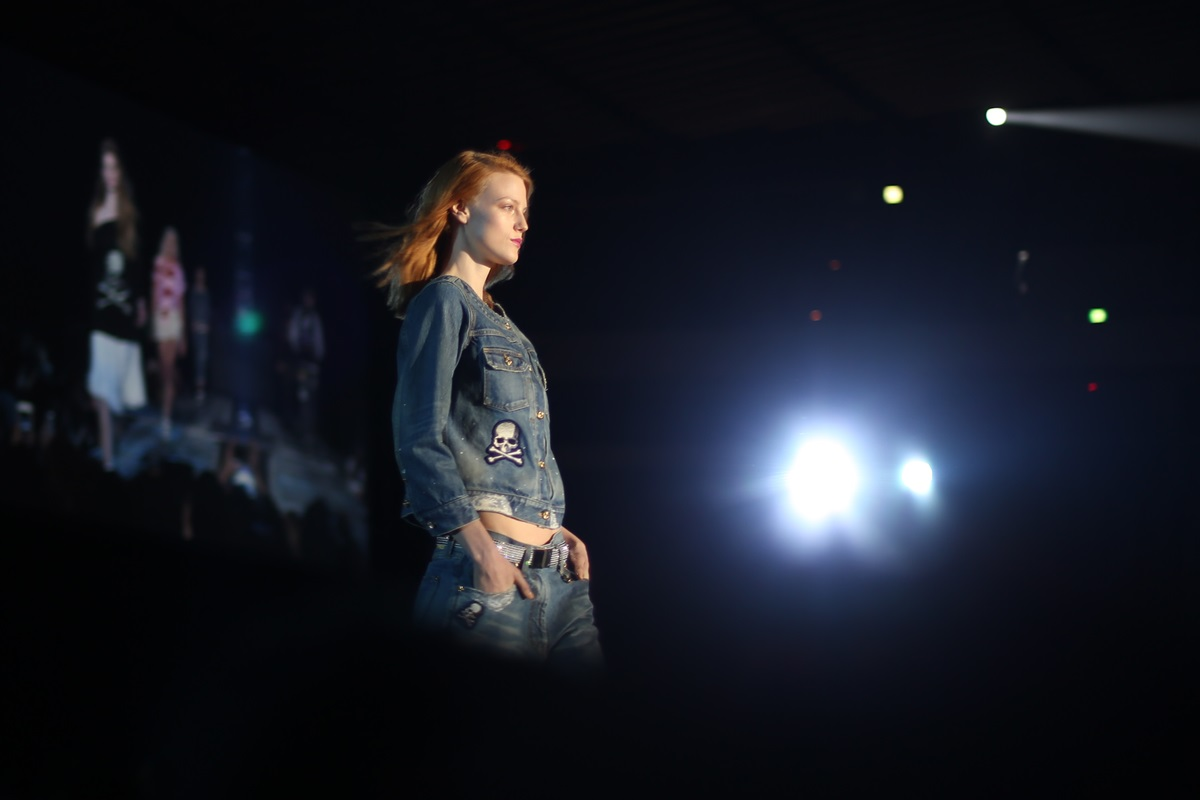 ザ・ブラックセンスマーケット マスターマインド・ジャパン ファッションショー THE BLACKSENSE MARKET mastermind JAPAN (7)