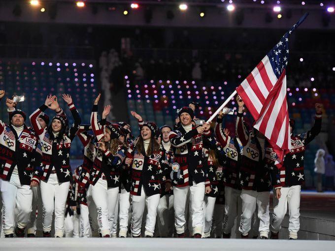 ソチオリンピック開幕!開会式の各国選手団ユニフォーム アメリカ ラルフローレン USA_Ralph-Lauren-sochi_Olympic-opening-ceremonies-uniforms