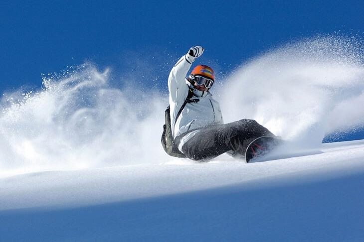 snow board スノーボード