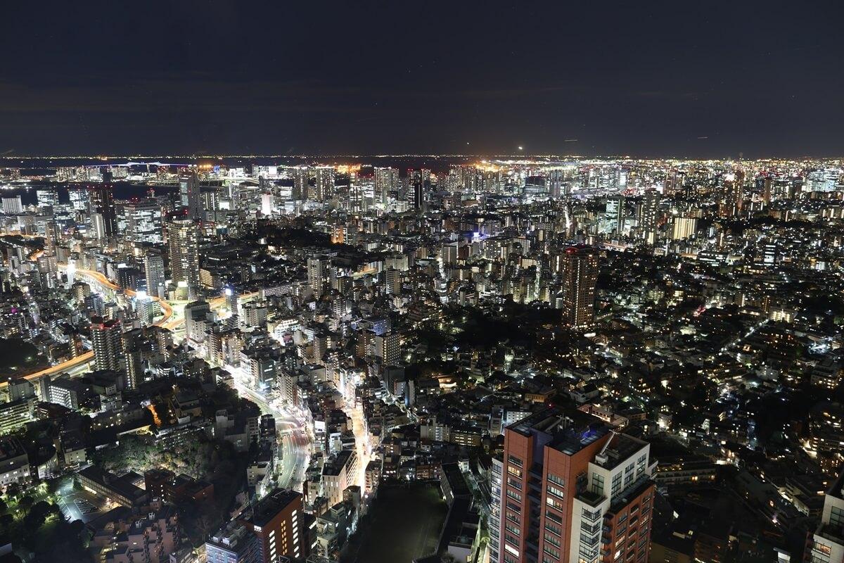 六本木ヒルズ 東京シティービュー tokyo city view (1)