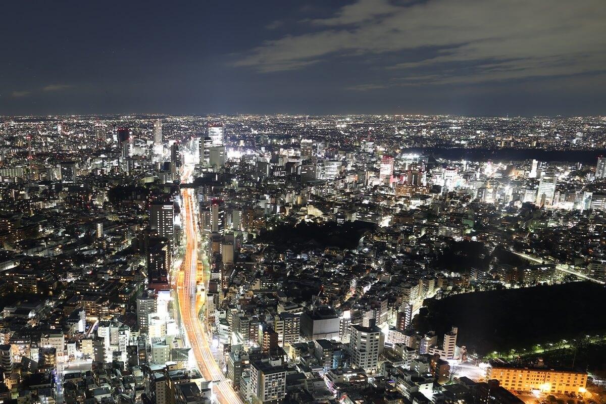 六本木ヒルズ 東京シティービュー tokyo city view (3)