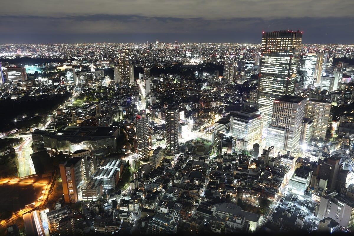六本木ヒルズ 東京シティービュー tokyo city view (4)