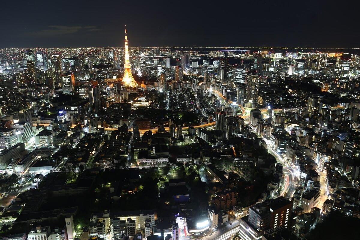 六本木ヒルズ 東京シティービュー tokyo city view (5)