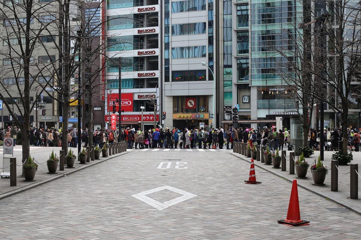 東京マラソン2014 tokyo marason 2014 (10)