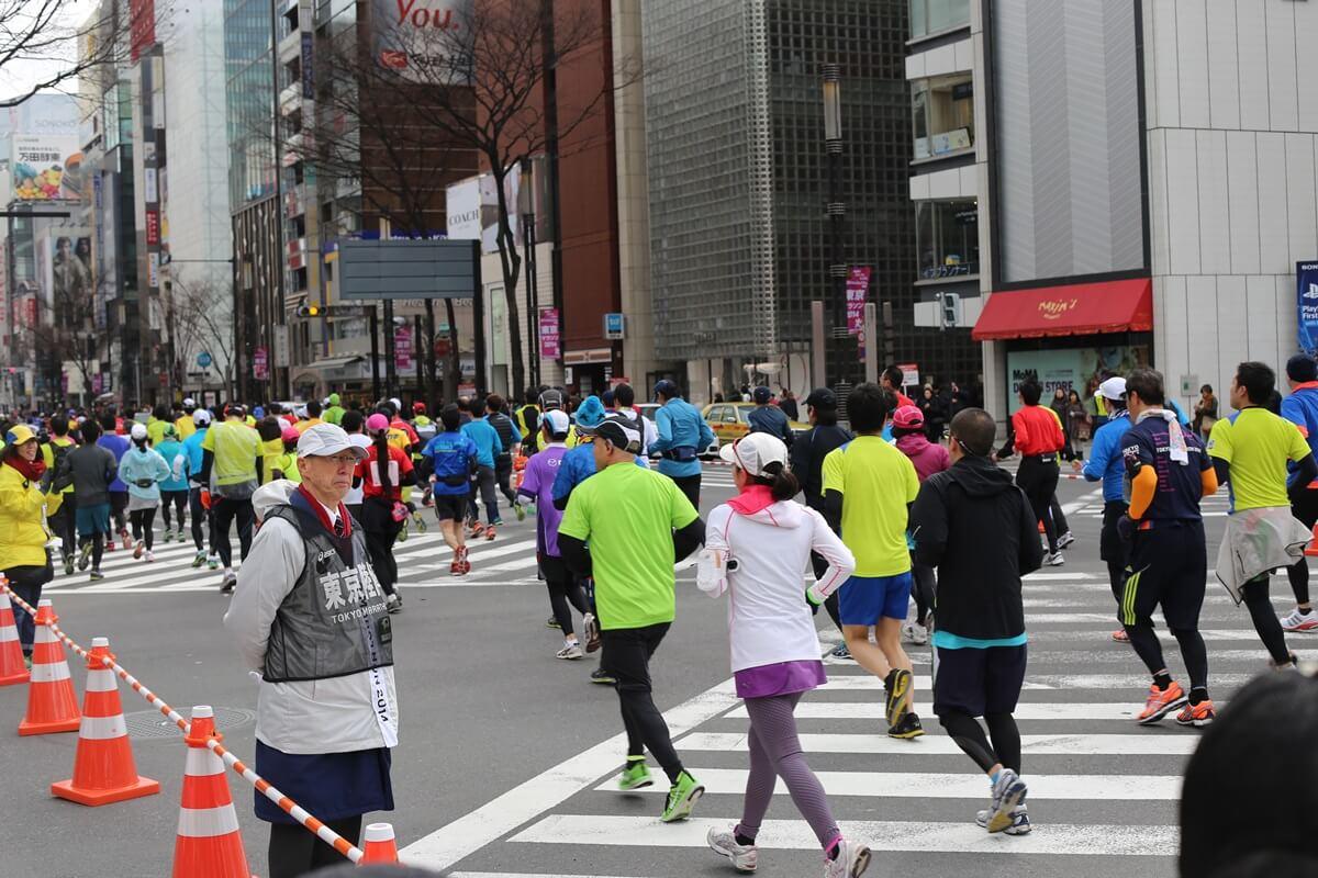 東京マラソン2014 tokyo marason 2014 (2)