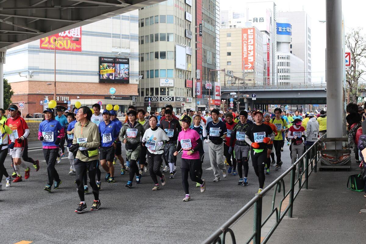 東京マラソン2014 tokyo marason 2014 (3)