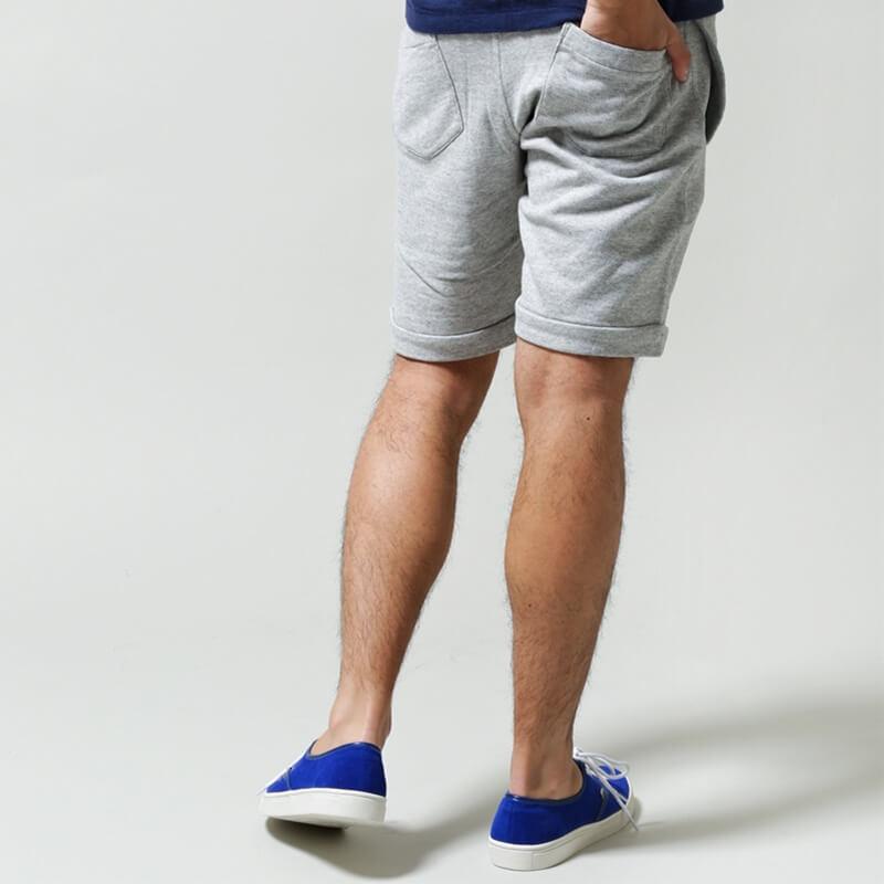 チャンピオン別注スウェットショーツ ナノユニバース Champion×nano・universe swet shorts (3)