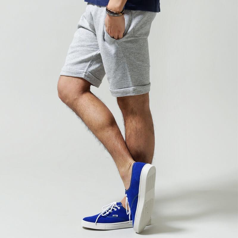 チャンピオン別注スウェットショーツ ナノユニバース Champion×nano・universe swet shorts (2)
