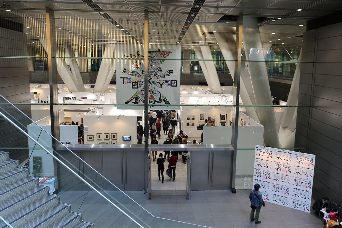 東京アートフォーラム in 東京国際フォーラム ART FAIR TOKYO 2014 (4)