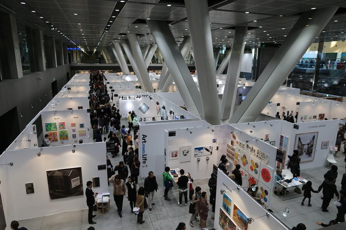 東京アートフォーラム in 東京国際フォーラム ART FAIR TOKYO 2014 (6)