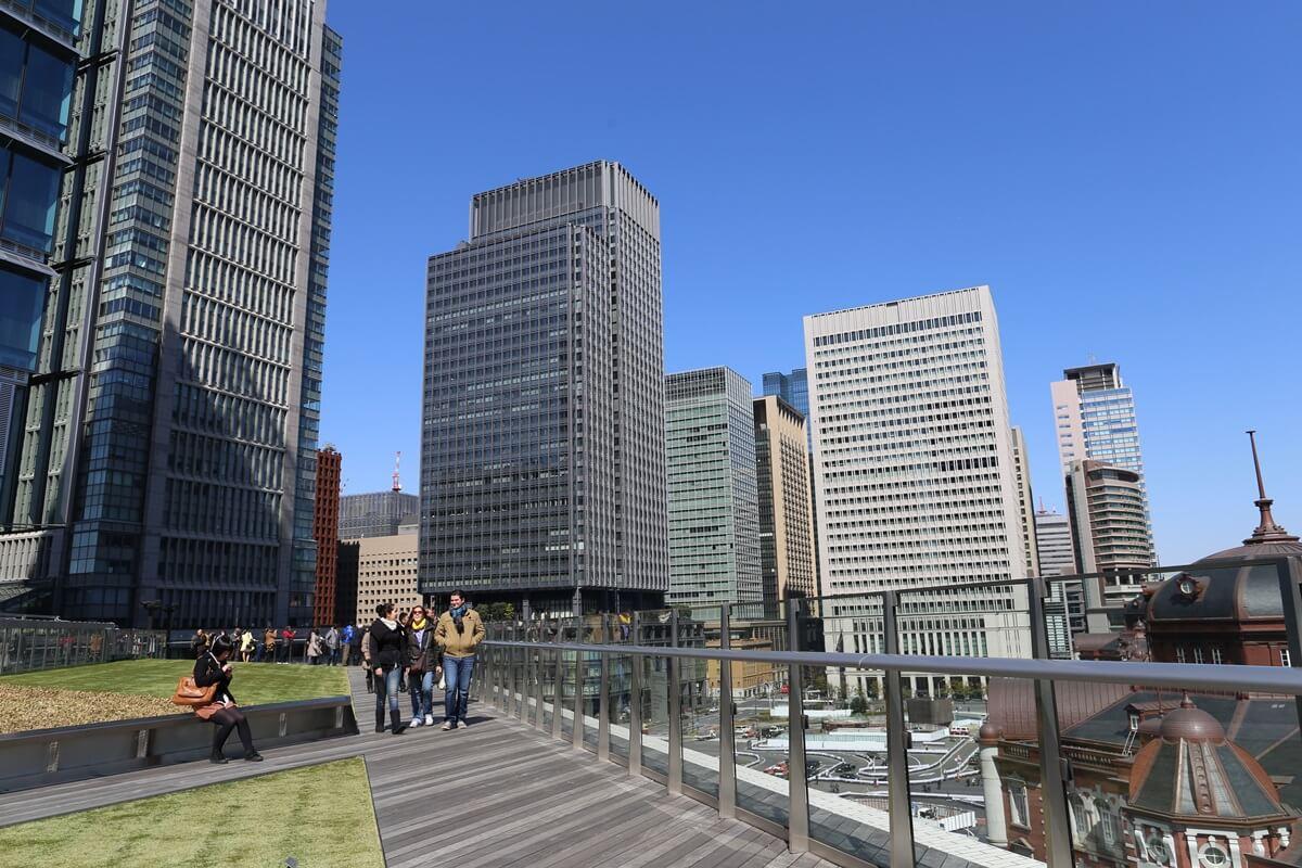 東京駅と言えば丸の内のキッテ Tokyo station KITTE (009)